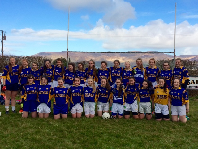 County Final V ISK in Cromane