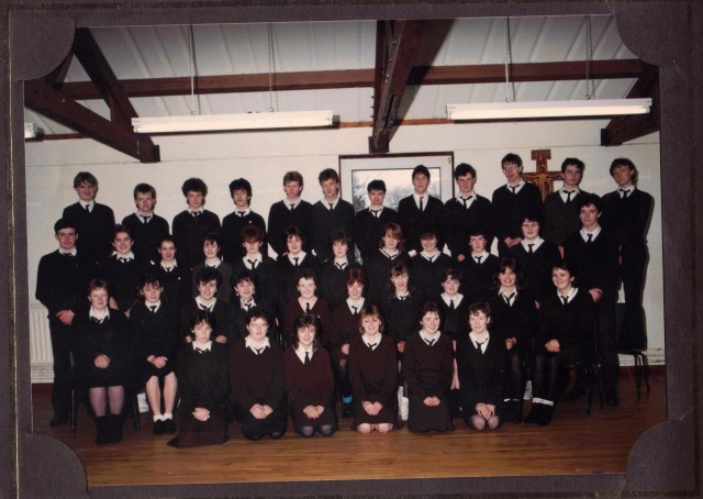 Presentation Secondary School - Class of 1988
